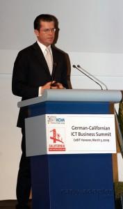 Guttenberg auf der CeBIT (2)