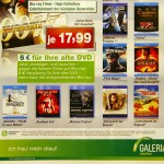 Kaufhof belohnt Blu-ray Käufer