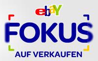 eBay Fokus auf Verkaufen