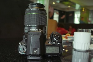 Pentax K-7 DSLR-Kamera (2)