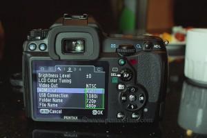 Pentax K-7 DSLR-Kamera (3)