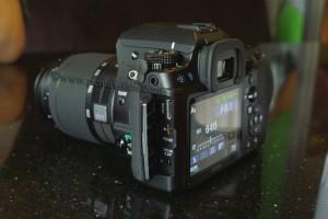 Pentax K-7 DSLR-Kamera (4)