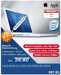 MacBook bei Plus