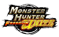 Monster Hunter Freedom Unite Logo