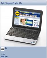 Dell Inspiron Mini 10v bei Lidl