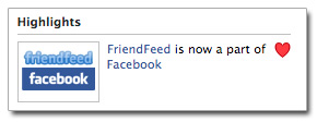 Facebook übernimmt FriendFeed