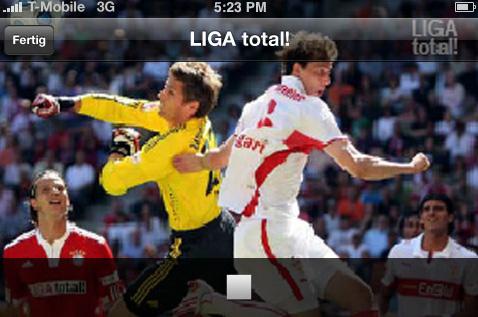 T-Mobile LIGA total!