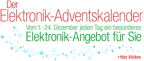 Amazon Elektronik-Adventskalender
