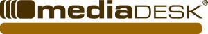 mediaDESK Logo