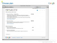 Google Nexus One Preise