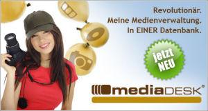mediaDESK Teaser neu