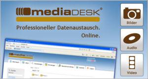 mediaDESK Teaser