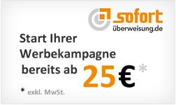 25€ Werbekampagne