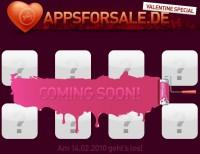 AppsForSale.de - Valentine Special
