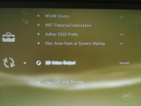 Sony PS3 3D-Video-Output