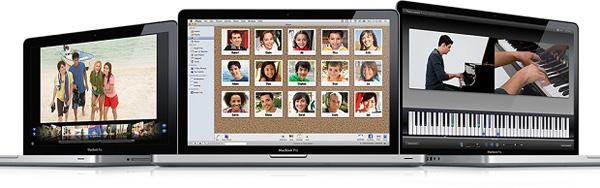 MacBook Pro Modelle