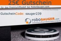 Roomba 25€ Gutschein