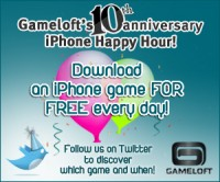 Gameloft Happy Hour