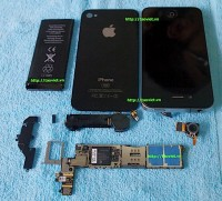 iPhone 4G Innenleben