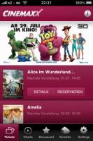 CinemaxX App (01)