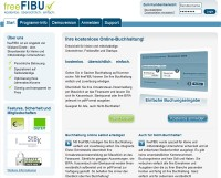 freeFIBU Screenshot