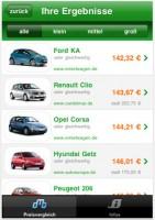 Mietwagen-Preisvergleich (2)