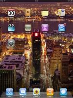 aktuelles iPad Hintergrundbild