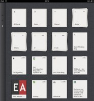 Reeder iPad Screenshot