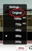 YouTube 4K Auflösung