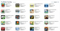 App Store: Try Before You Buy