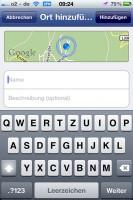 Facebook Places: Orte hinzufügen