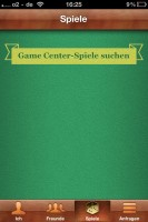 Apple Game Center Spiele
