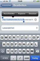 Flash Videos auf dem iPhone/iPad abspielen