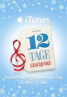 iTunes 12 Tage Geschenke