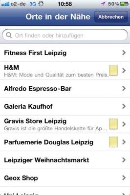 Facebook Angebote in Leipzig