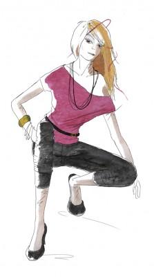 OTTO FashionDesigner Beispiel 02