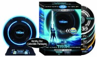Tron: Legacy Limited Edition (Identity Disc Set)