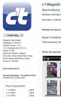 c't Magazin In-App-Käufe