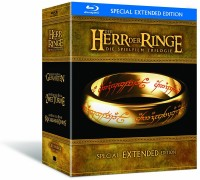 Der Herr der Ringe: Special Extended Edition Blu-ray Box