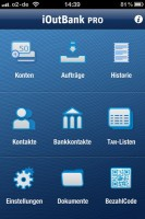 iOutBank Pro mobile Banking App