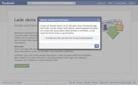 Facebook-Historie herunterladen