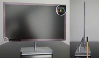LG E2290V LED Monitor