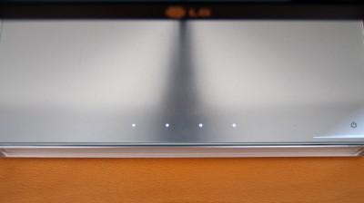 LG E2290V LED Monitor: Tasten