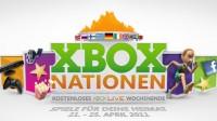 Xbox Nationen: Kostenloses Xbox Live Wochenende