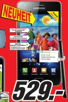 Samsung Galaxy S2 Media Markt Angebot