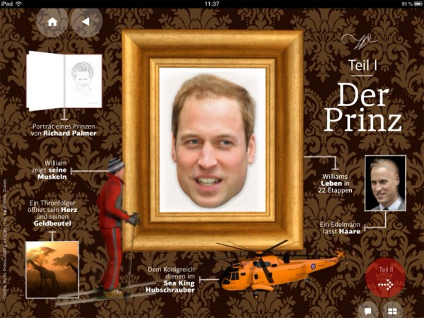 The Collection: Der Prinz