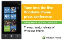 Windows Phone 7.1 Event