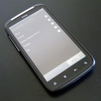 HTC Sensation: Auswahl der Mobilfunkprovider