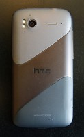 HTC Sensation Rückseite