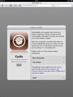 iPad 2 Jailbreak via JailbreakMe